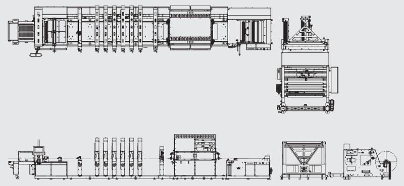 Distribuciones espaciales posibles de la SUP-760