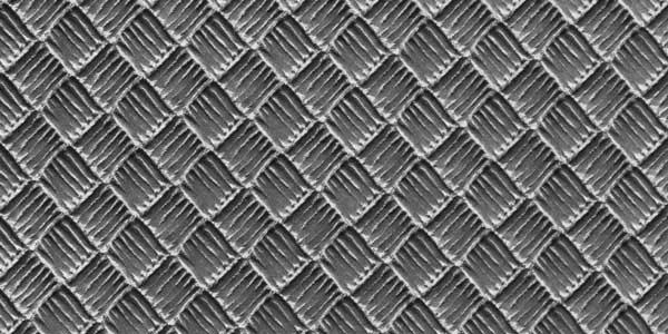 Rodillo gofrador para textil.