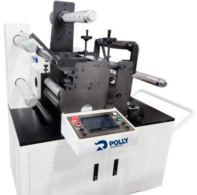 Troqueladora de etiquetas autoadhesivas TTDC330.