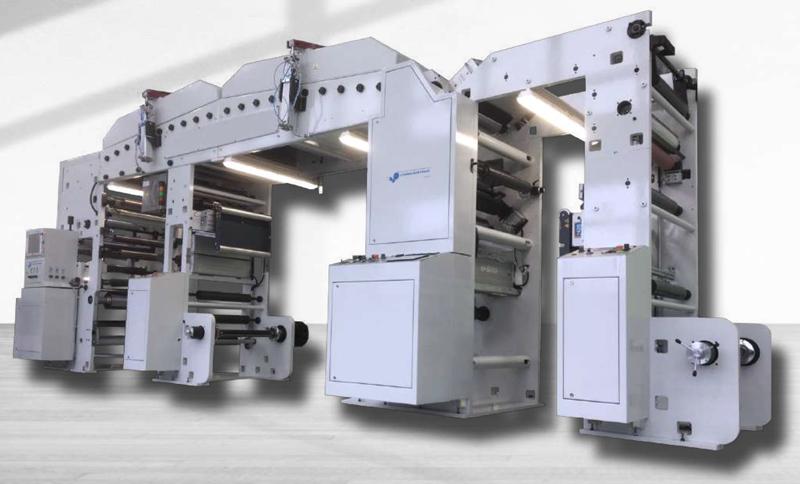 I-LAM, laminadora industrial para alufoil y films plásticos